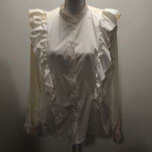 Who What Where cotton blouse